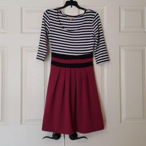 "Modcloth ""Literary Luncheon"" Dress"